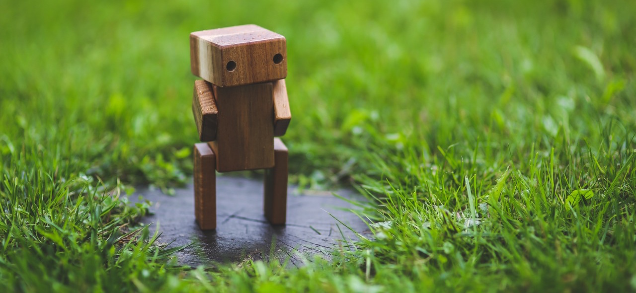 Don't let robots hack you - not even the cute ones.